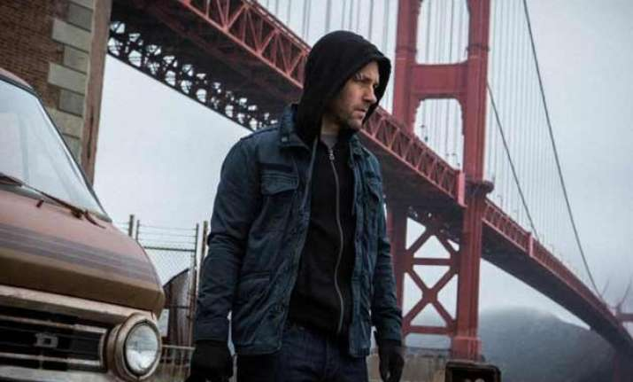 ant man s human sized trailer out