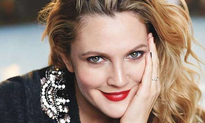 drew barrymore didn t fall in love at first sight