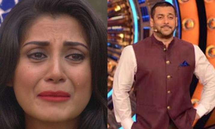 bigg boss 9 rimmi sen s mother thinks salman khan is a