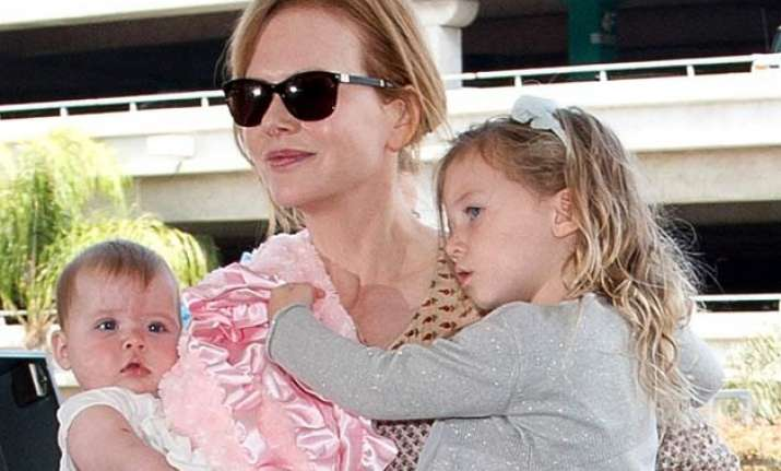 nicole kidman s daughters not interested in acting