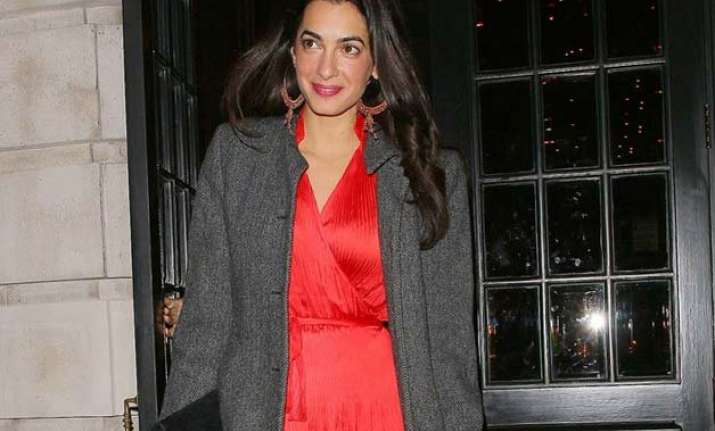 amal clooney has huge sense of humour with her fashion