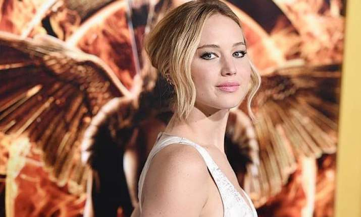 jennifer lawrence tops the list of highest grossing