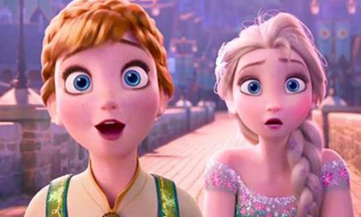 frozen fever teaser get ready to celebrate anna s birthday