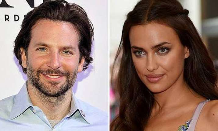 bradley cooper made out with irina shayk