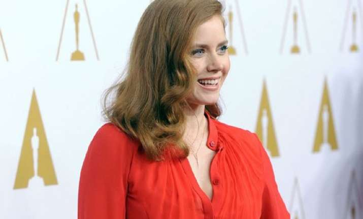 amy adams uncomfortable talking about sony hack