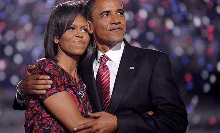 film on barack michelle first date in works
