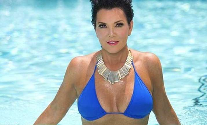 kris jenner being blackmailed over her nude video