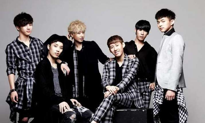 k pop band n sonic set for multi city tour in india