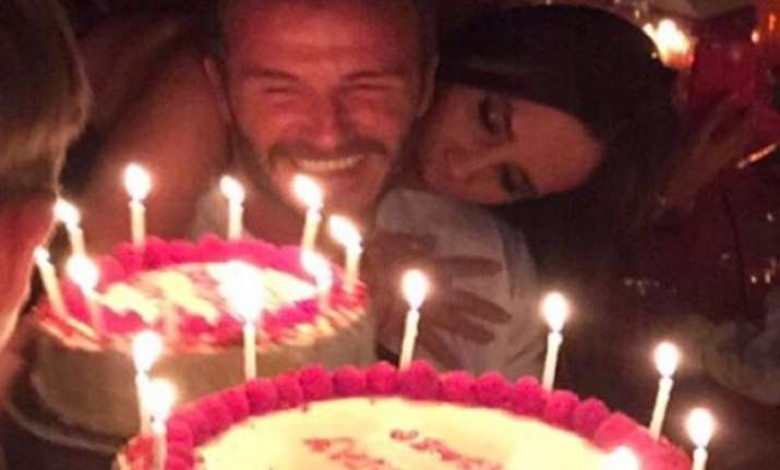 victoria david beckham celebrate 16th anniversary post