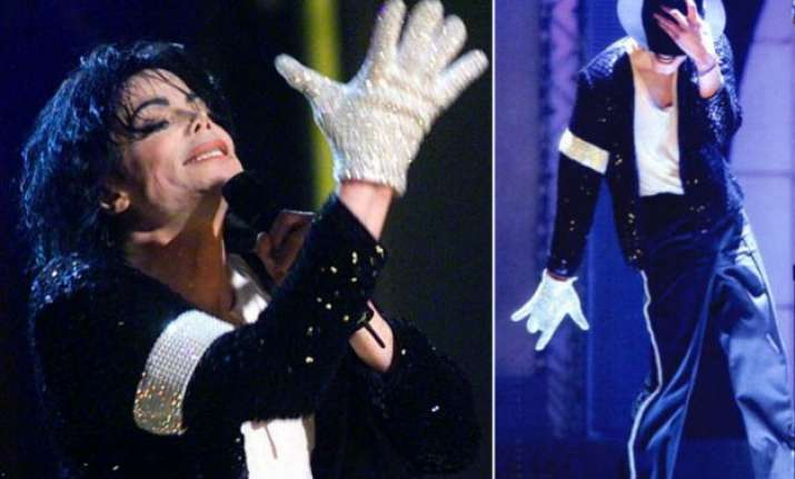 michael jackson s iconic white glove to be auctioned for 20