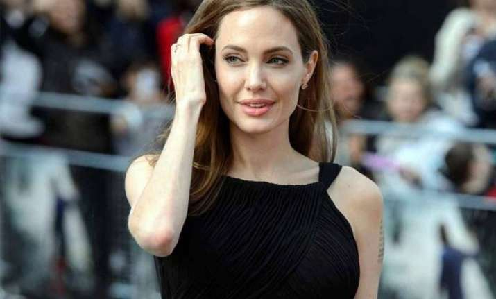angelina jolie makes first post surgery appearance
