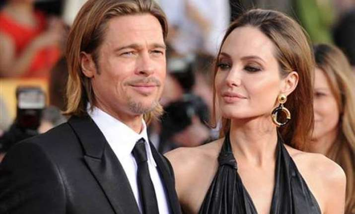 angelina jolie says marrying brad pitt was an extraordinary