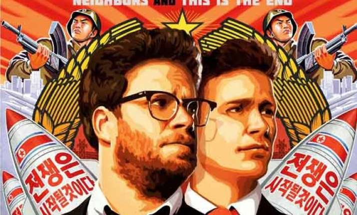 the interview banned in asia