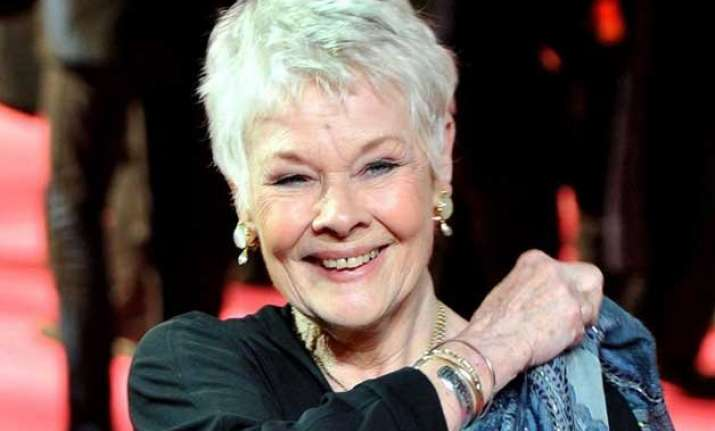 judi dench gets candid about her vision problem
