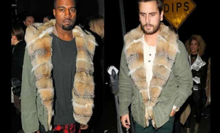 kanye west furious with scott disick