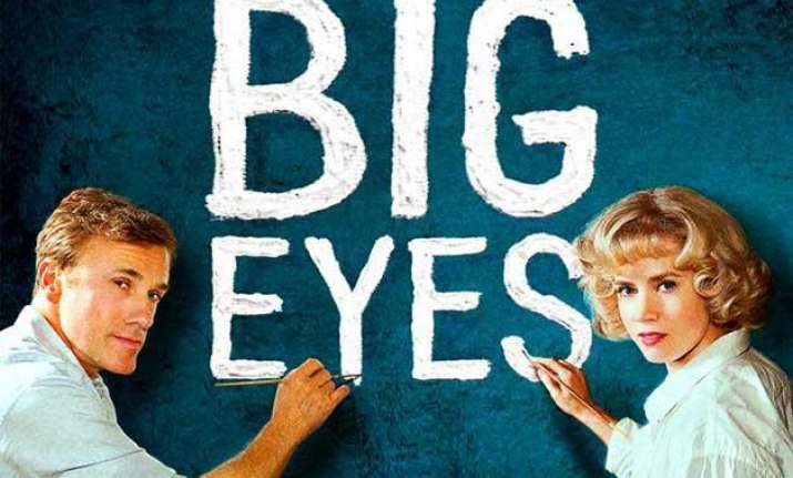 big eyes movie review a fascinating tale told simply