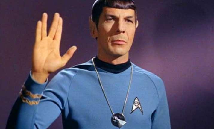 nasa pays tribute to star trek s spock leonard nimoy