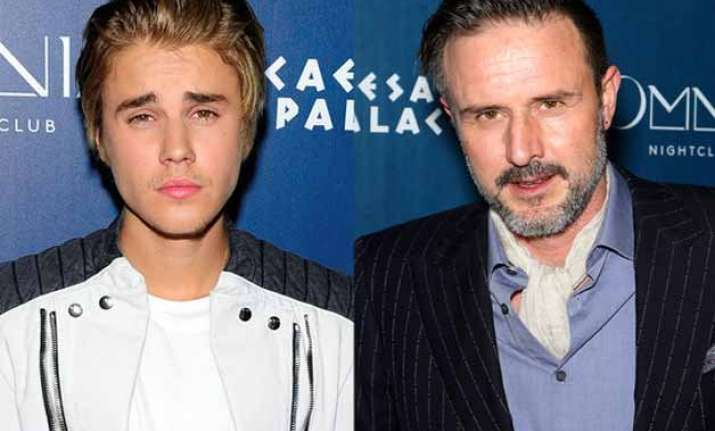 david arquette asked to leave bieber s b day bash