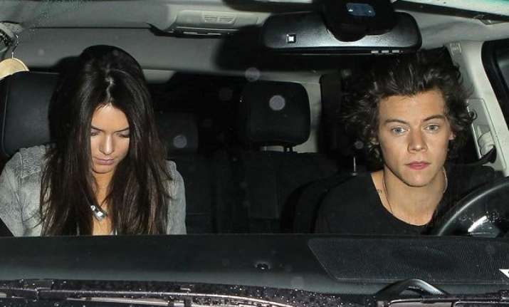 kendall jenner harry styles reignite dating rumours