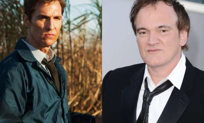 quentin tarantino finds true detective awful