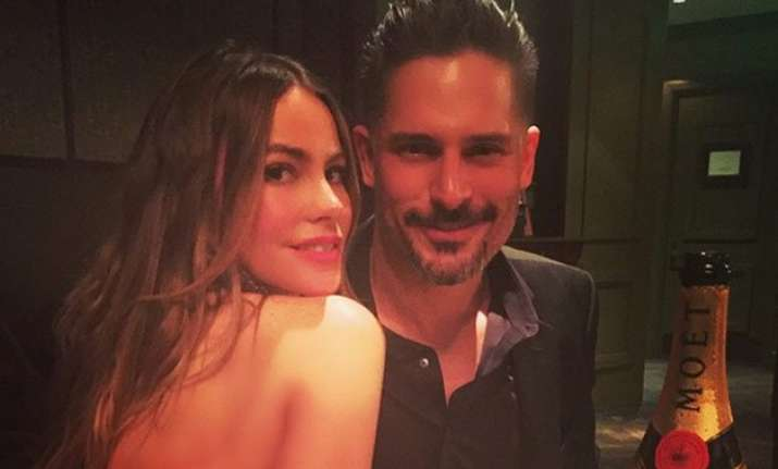 sofia vergara joe manganiello engagement party see pics