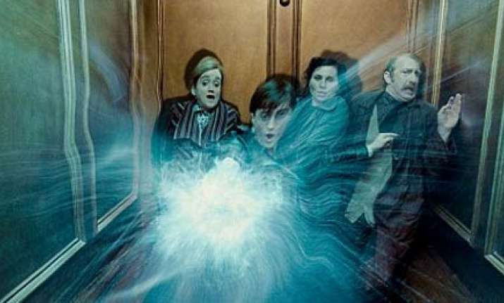 harry potter film expected to be year s biggest hit