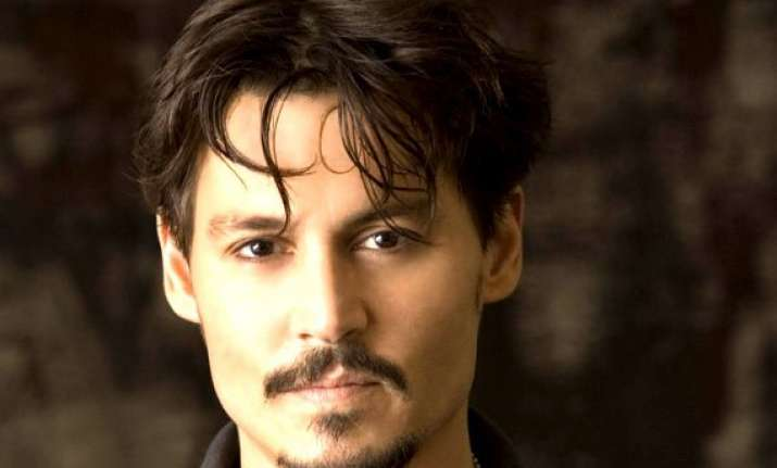 johnny depp skips filming due to illness