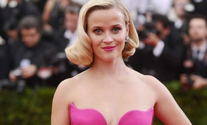 reese witherspoon feels lucky to be nominated for second