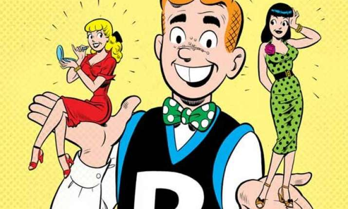 archie to be adapted as riverdale on small screen