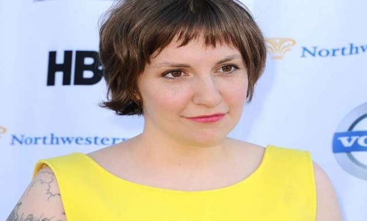 lena dunham has a personal tweeter
