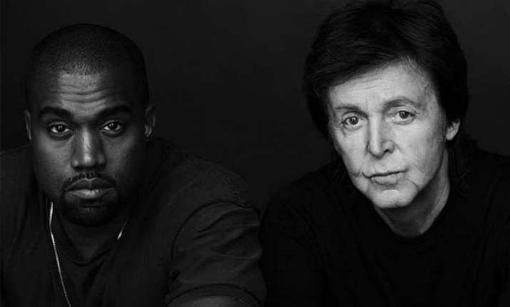 kanye west paul mccartney team up for emotional song