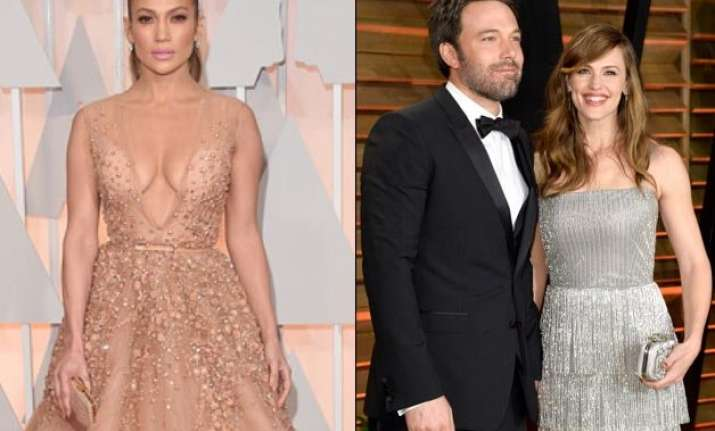 jennifer lopez caused ben affleck jennifer garner s divorce