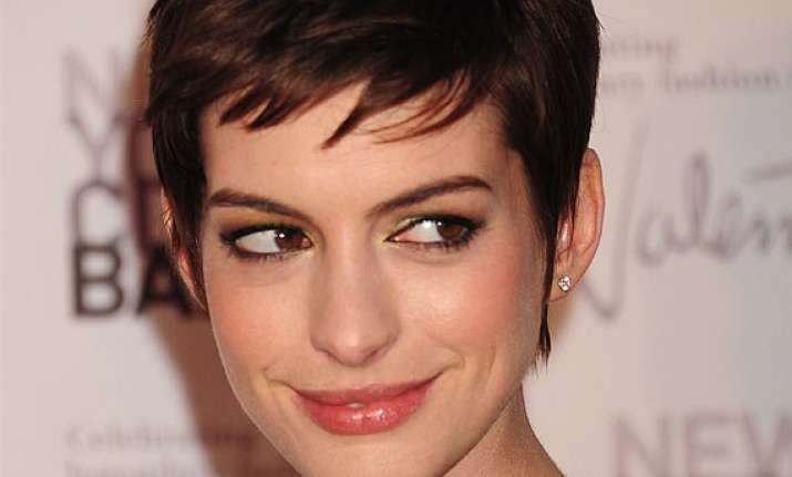 fame stressed me out anne hathaway