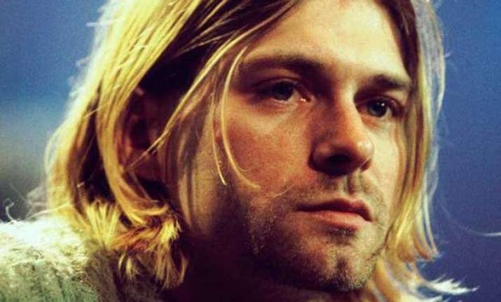 kurt cobain s solo album to be out in november