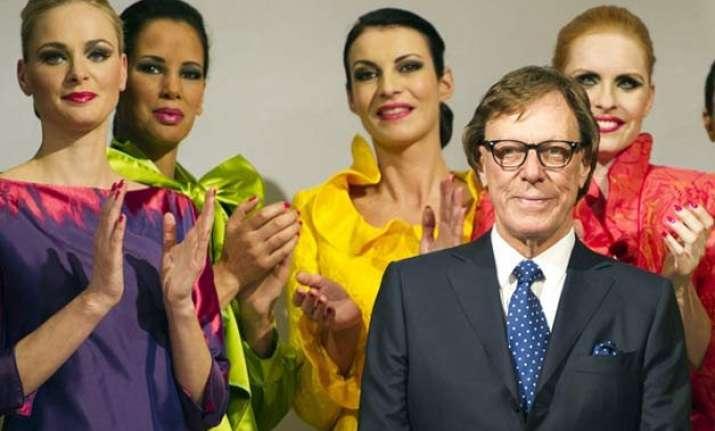 dutch fashion designer frans molenaar is dead