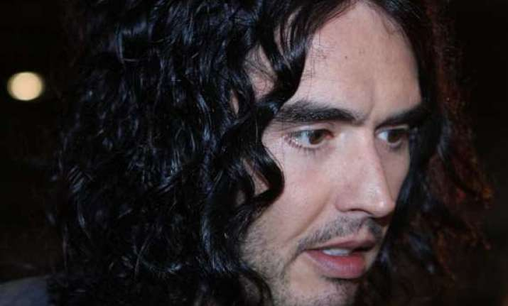 russell brand threatened of arrest