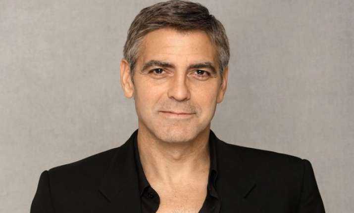 george clooney to visit sandwich shop for charity