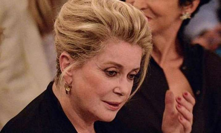 catherine deneuve feels box office game is a part and