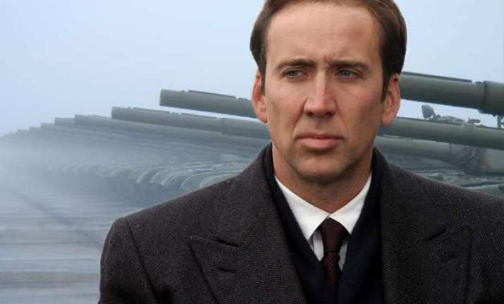 nicolas cage to play intelligence official in snowden