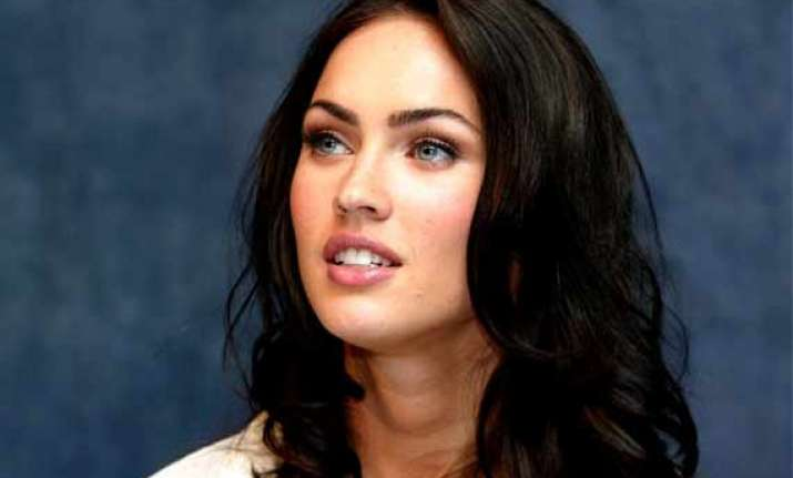 megan fox believes in spirit guides