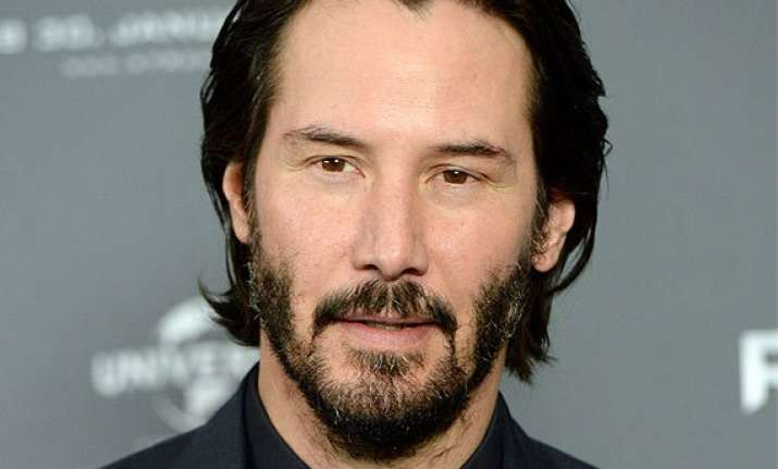 another intruder enters keanu reeves house