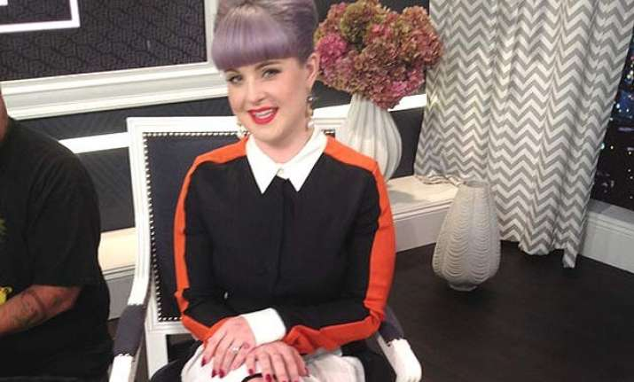kelly osbourne wasn t happy with fashion police