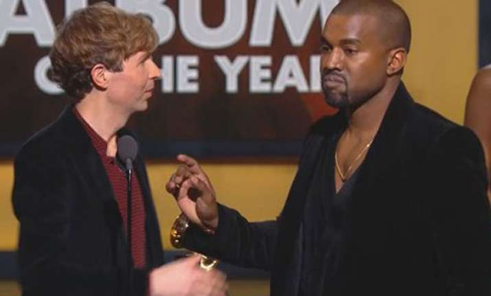 kanye west apologises to beck
