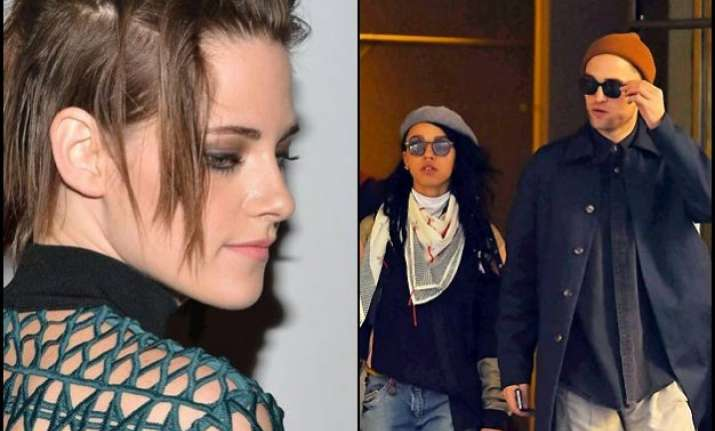 robert pattinson fka twigs engagement reports hardly bother