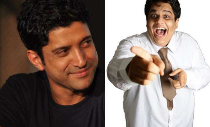 farhan akhtar to team up with aib boys for festival in delhi
