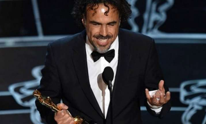 oscars 2015 inarritu wins oscar for best director for