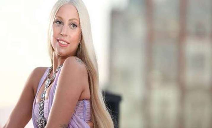 lady gaga expresses herself with songs