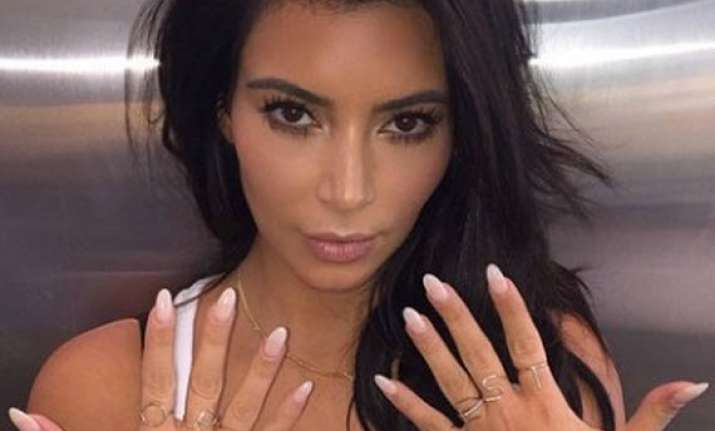 kim kardashian expresses love for daughter with ring of love