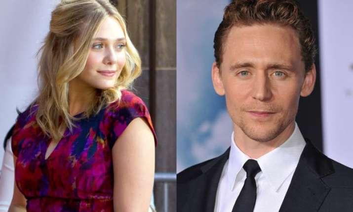tom hiddleston elizabeth olsen fuel dating rumours
