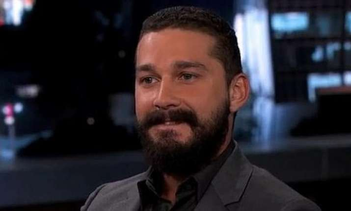 shia labeouf s rumours of an engagement with mia goth